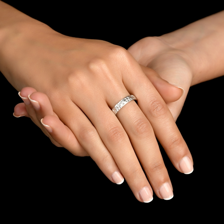 סט טבעות נישואין