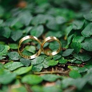 טבעת לחתונת הזהב