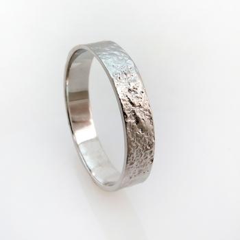 טבעת נישואים דגם MOON